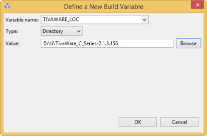 Add Build Variable